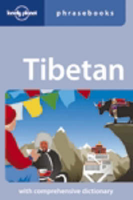Lonely Planet Tibetan Phrasebook (Paperback)