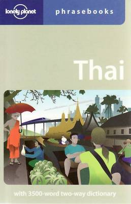 Thai - Lonely Planet Phrasebook (Paperback)