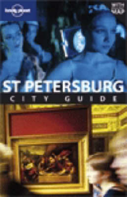 St Petersburg - Lonely Planet City Guides (Paperback)