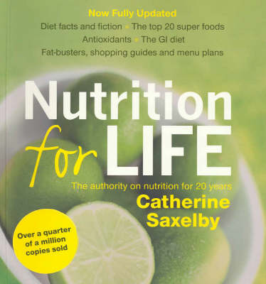 Nutrition for Life - 20th Anniversary Ed (Paperback)