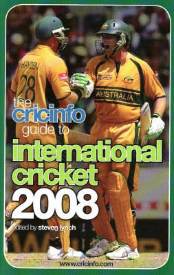 Cricinfo Gde to International Cricket 07 (Paperback)