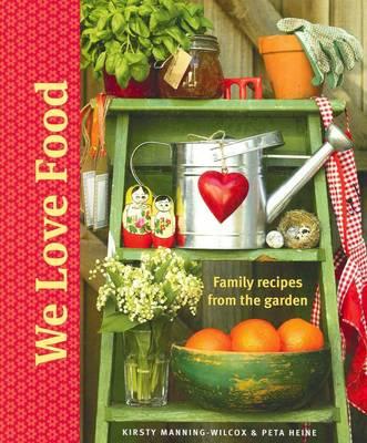We Love Food (Paperback)