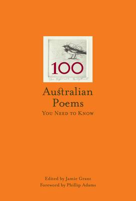 100 Australian Poems You Need to Know (Paperback)