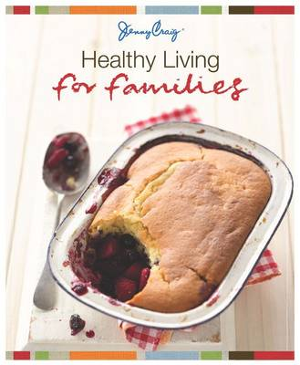 Jenny Craig Healthy Living for Families (Paperback)