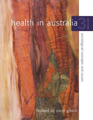 Health in Australia (Paperback)