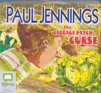 The Cabbage Patch Curse: Library Edition (CD-Audio)