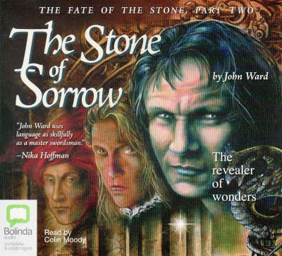 The Stone of Sorrow: Library Edition - The Fate of the Stone Trilogy 2 (CD-Audio)