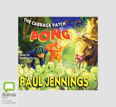 The Cabbage Patch Pong - The Cabbage Patch Series 3 (CD-Audio)