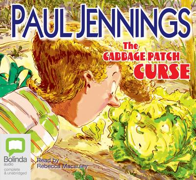 The Cabbage Patch Curse - The Cabbage Patch Series 4 (CD-Audio)