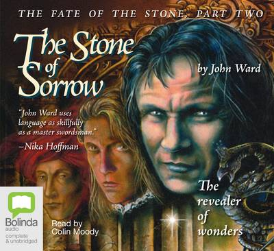 The Stone Of Sorrow - Fate of the Stone Trilogy 2 (CD-Audio)
