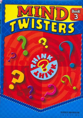 Mind Twisters: Book 3 - Mind Twisters (Paperback)