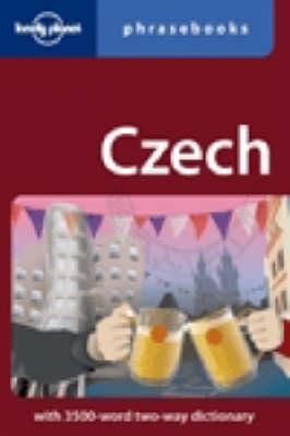 Czech Phrasebook - Lonely Planet Phrasebook (Paperback)