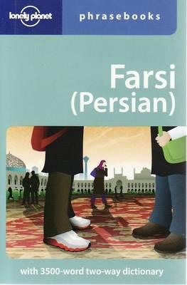 Lonely Planet Farsi (Persian) Phrasebook (Paperback)