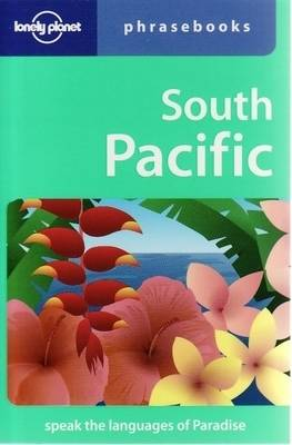 Lonely Planet South Pacific Phrasebook (Paperback)