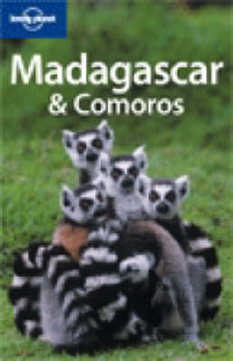 Madagascar and Comoros - Lonely Planet Multi Country Guides (Paperback)