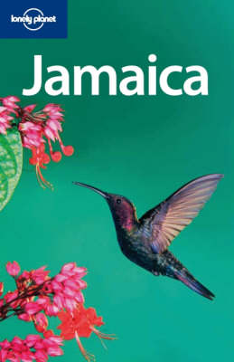 Jamaica - Lonely Planet Country Guides (Paperback)