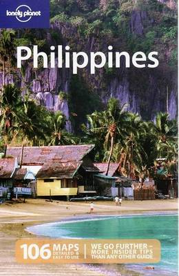 Philippines - Lonely Planet Country Guides (Paperback)