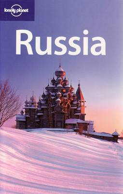 Russia - Lonely Planet Country Guides (Paperback)