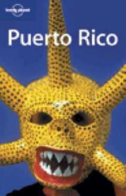 Puerto Rico - Lonely Planet Country & Regional Guides (Paperback)
