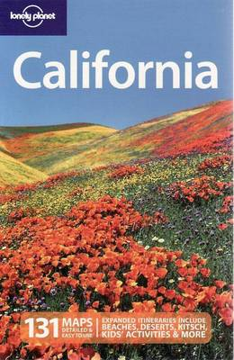 California - Lonely Planet Country & Regional Guides (Paperback)