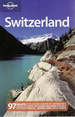 Switzerland - Lonely Planet Country Guides (Paperback)