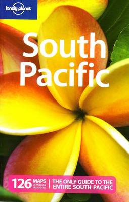 South Pacific - Lonely Planet Multi Country Guides (Paperback)