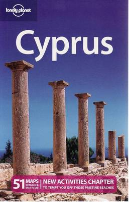 Cyprus - Lonely Planet Country Guides (Paperback)
