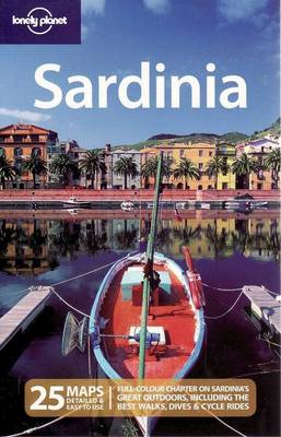Sardinia - Lonely Planet Country & Regional Guides (Paperback)
