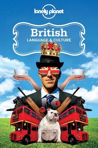 Lonely Planet British Language & Culture - Phrasebook (Paperback)