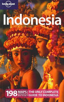 Indonesia - Lonely Planet Country Guides (Paperback)