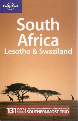 South Africa Lesotho and Swaziland - Lonely Planet Country Guides (Paperback)