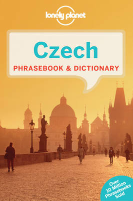 Lonely Planet Czech Phrasebook & Dictionary - Phrasebook (Paperback)