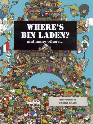 Where's Bin Laden: And Many Others (Paperback)