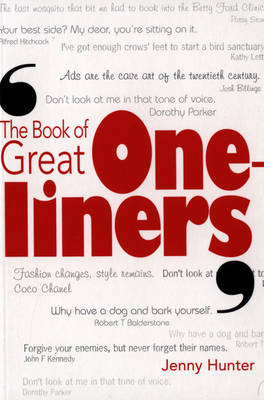 Book of One Liners (Paperback)