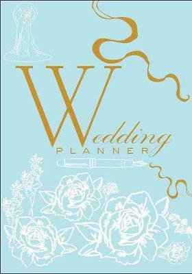 Wedding Planner (Blue) (Hardback)