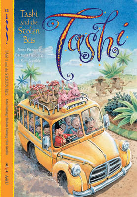 Tashi and the Stolen Bus - TASHI 13 (Paperback)