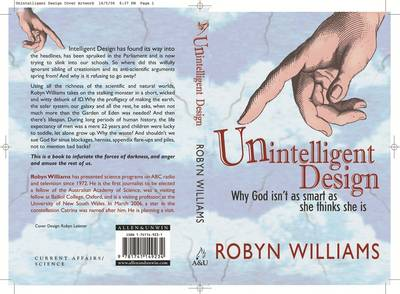 Unintelligent Design: Why God isn't as smart as she thinks she is (Paperback)