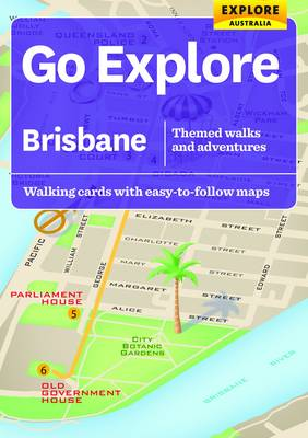 Go Explore Brisbane Cards: Themed Walks and Adventures