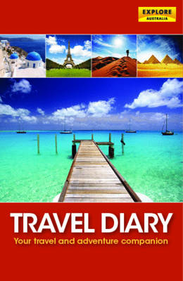 Travel Diary: Your Travel and Adventure Companion (Paperback)