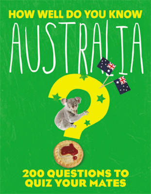How Well Do You Know Australia? (Paperback)