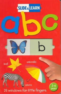 ABC - Sticker and Activity Preschool (Board book)