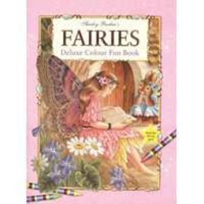 Fairies Deluxe Colouring Fun Book (Paperback)