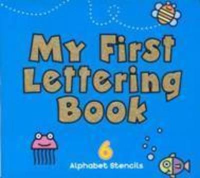 My First Lettering Book (Spiral bound)