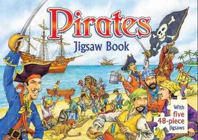 Pirates Jigsaw Book (Board book)