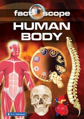Factoscope - Human Body (Paperback)