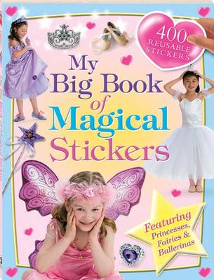 My Big Book of Magical Stickers (Paperback)