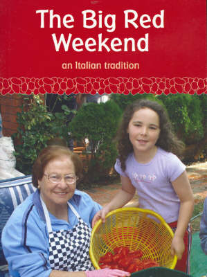 The Big Red Weekend: An Italian Tradition (Paperback)