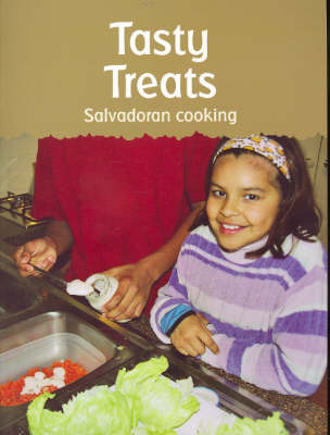 Tasty Treats: Salvadoran Cooking (Paperback)