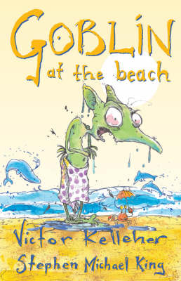 Goblin At The Beach (Paperback)