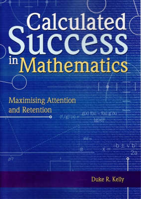 Calculated Success in Mathematics (Hardback)